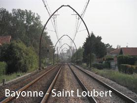 Bayonne - Saint Loubert