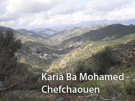 Karia Ba Mohamed - Chefchaouen